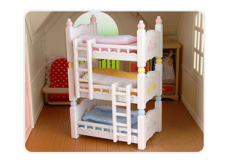 Etagenbett Für Puppenhaus : Etagenbett für puppenhaus möbel online bestellen