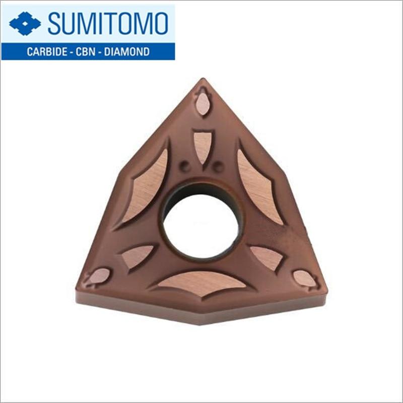 WNMG080402N FA T2000Z original SUMITOMO carbideturning tool tip Lathe Insert Milling blade quality assurance