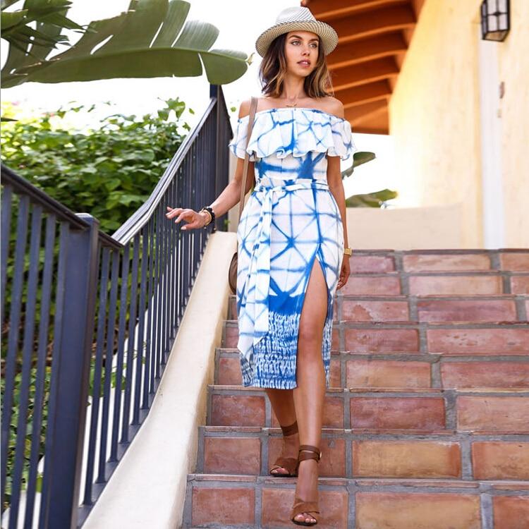Popular Summer Resort Dresses-Buy Cheap Summer Resort Dresses lots ...