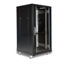 High quality 22U Cabinet  cold rolled steel network cabinet G26622 1.2m Monitoring Cabinet Network Cabinet 22U 1pc