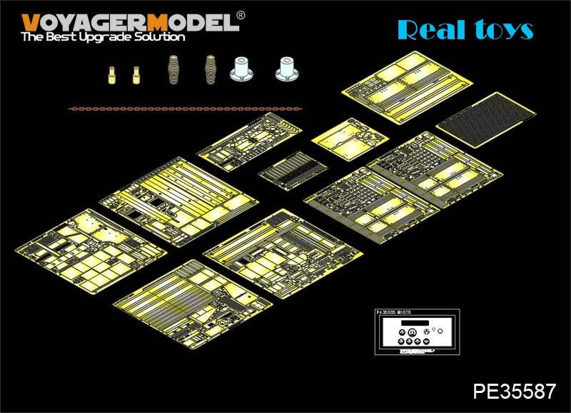 Voyager MODEL 1/35 PE35587 Modern US M1083 FMTV Basic (For TRUMPETER)Voyager MODEL 1/35 PE35587 Modern US M1083 FMTV Basic (For TRUMPETER)