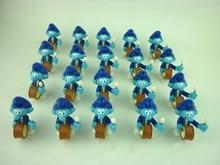 100pcs lot Mini Figures Capsule Toys For Kids key pendant