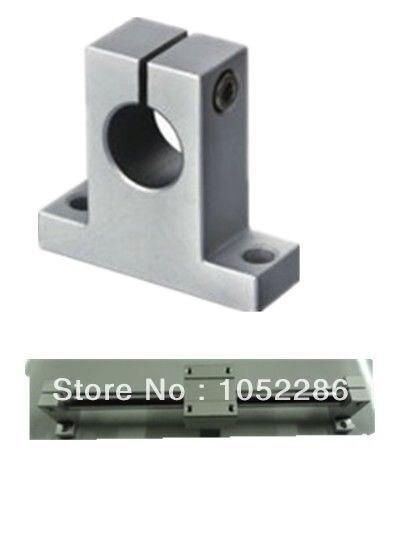 2 jeux de vis à billes SFU1605 + arbre linéaire 16mm + support de rail SBR16 + support d'arbre SH16A