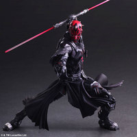 26cm Star War Darth Maul Play Arts Action Figure Model Toy Come