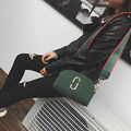 New Style famous brand Retro Minimalist Crossbody Bag Small Women Shoulder Bag Women Messenger Bag diamond check Nubuck leather
