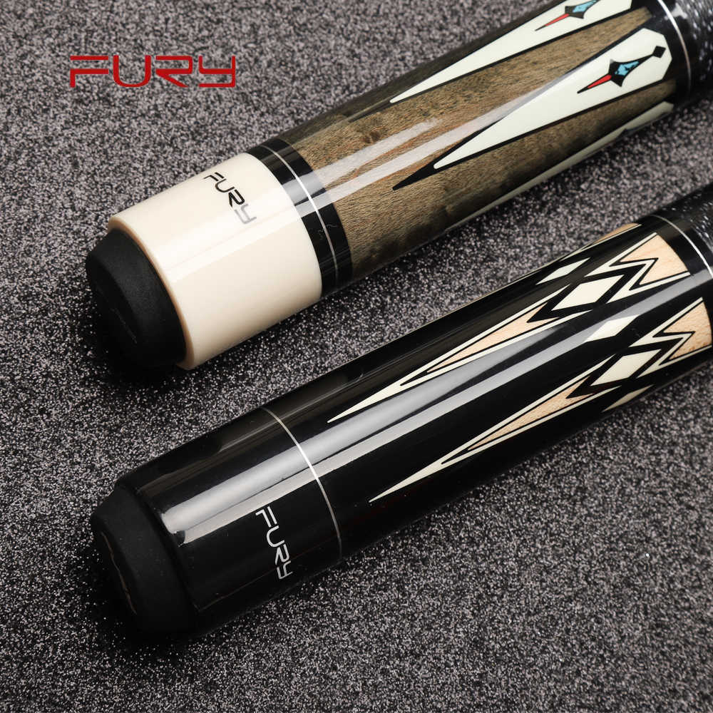 FURY Billiards Pool Cues 11.75mm/12.75mm Tip Billiard Stick Cues Case Set Billiard Kit Professional Carom Cue for Athletes China