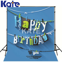 Floral Backgrounds Happy Birthday To You For Children Kate Background Backdrop