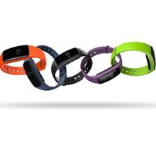 Фустер 100% оригинал V05 сердечного ритма Мониторы Bluetooth OLED Экран смарт-фитнес-браслет Android 4.4 и выше натуральная умный Браслет
