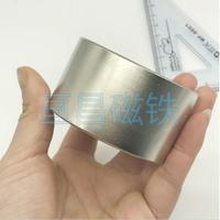 1pcs N52 Neodymium Magnet 70x40 Mm Gallium Metal Hot Super Strong Round Magnets 70 40 Powerful