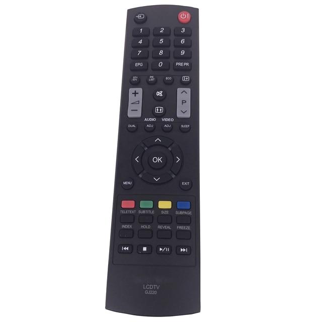 جديد الأصلي التحكم عن بعد GJ220 لشارب تلفاز LCD LC 26LE320E LC 32LE320E LC 37LE320E LC 42LE320E LC 19LE320E LC 22LE320E