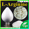 Aminoácido esencial L Arginina Cápsulas cápsula 00 # * 1000 unids