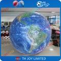 2 м диаметр надувные гелием воздушный шар/надувной шар земной