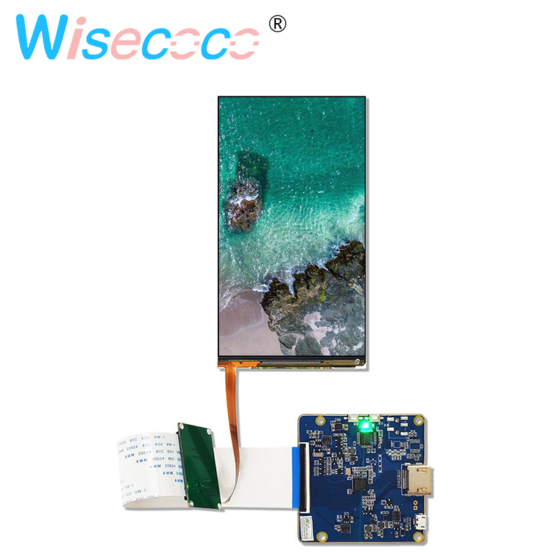 5.9 polegada LS059T1SX01 Tela IPS LCD 1080*1920 LCD full HD HDMI para interface MIPI board Driver para 3D impressora para Raspberry Pi 3