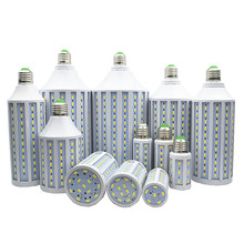 Super Bright 5730 50W 60W 80W 100W Corn Bulbs Pendant Lighting Chandelier Ceiling Spot light LED Lamp E27 B22 E40 E26 85-265V(China)
