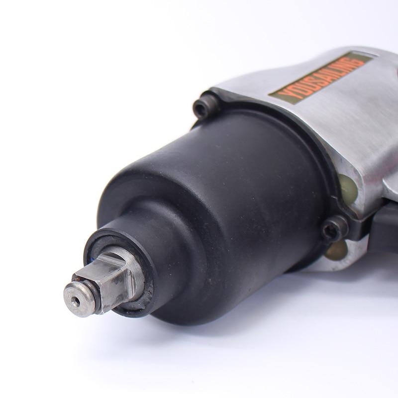 680N.m 1/2-tolline pneumaatiline / õhk-mutrivõtmega - Elektrilised tööriistad - Foto 6