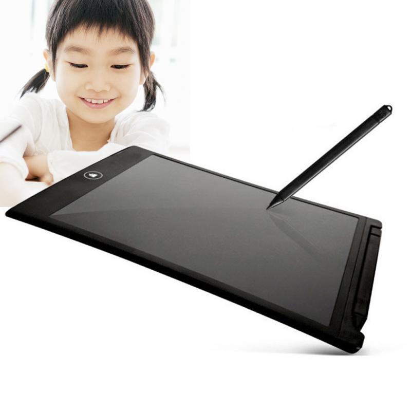 8,5 pulgadas LCD Mini tableta de escritura tableta de dibujo Digital Tabla de escritura se puede utilizar como pizarra blanca tablón de anuncios tablero de notas