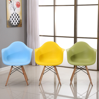 Colorful Design Domestic Dinning Chair Company Reciption 1