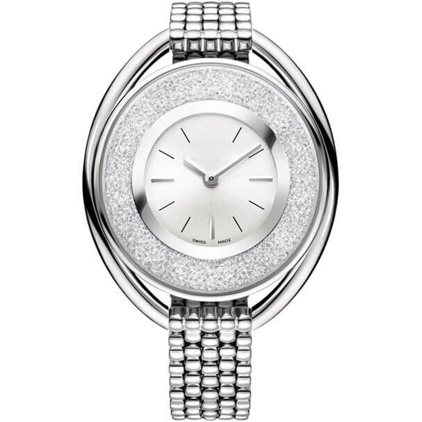 PBS de alta calidad 1:1 exquisita joyería Swa cristal cuarzo relojes Logo regalos preferidos paquete gratis fabricantes al por mayor - 3