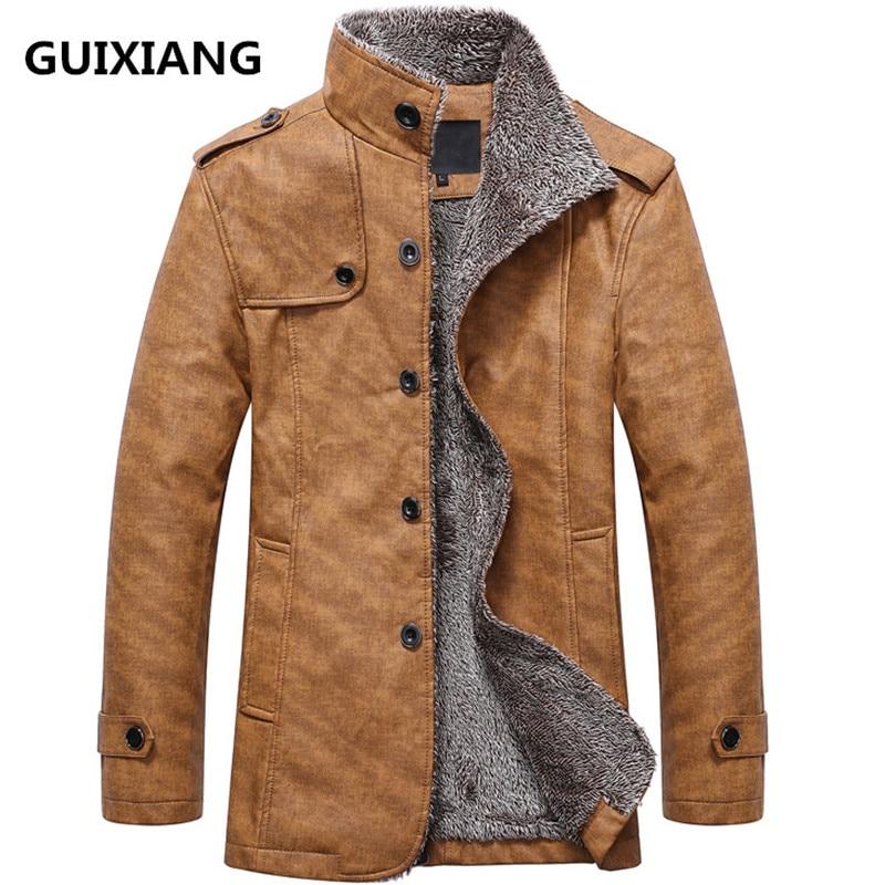 2018 Весенняя Новинка стиль Для мужчин повседневная модная утепленная куртка плащ Для мужчин высокого качества пальто Куртки ветровка полный размер M 4XL
