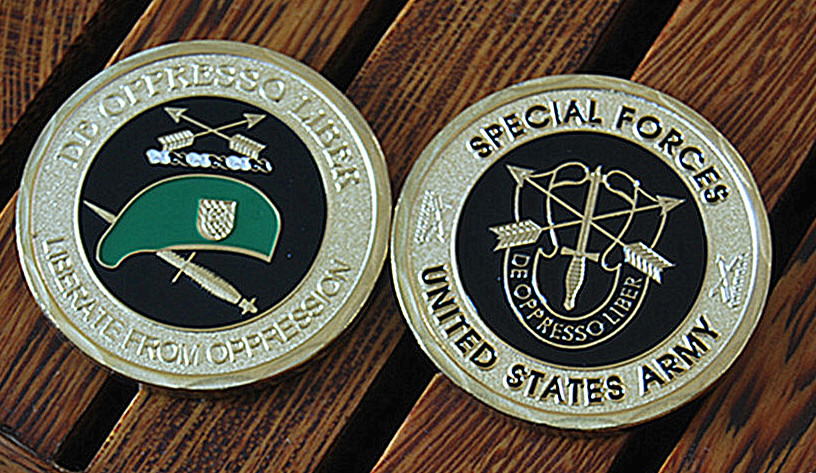 United States Army Special Forces Beret Challenge coin (13)_