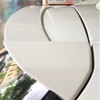 For BMW F20 116 118 120 125 M135I spoiler High Quality ABS Material Car Rear Wing Primer Color spoiler for BMW F20 2012 2015