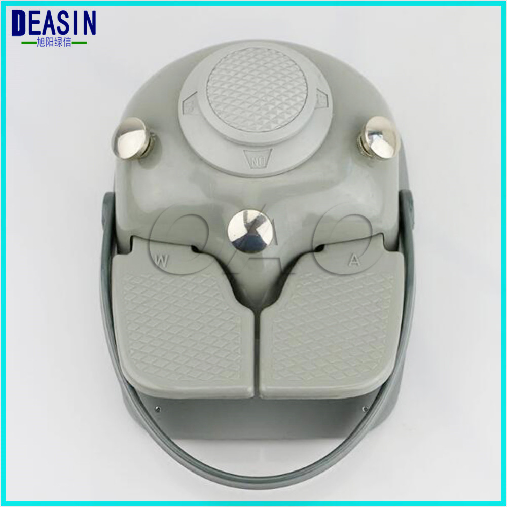 Good quality dental chair accessories Dental Foot Control switch Multi-Function Foot Pedal foot switch valve недорго, оригинальная цена