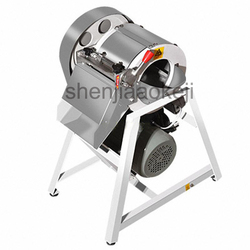 Stainless steel electric shredder Commercial vegetable slicer Professional vegetable shredder 220v1500w 1pc