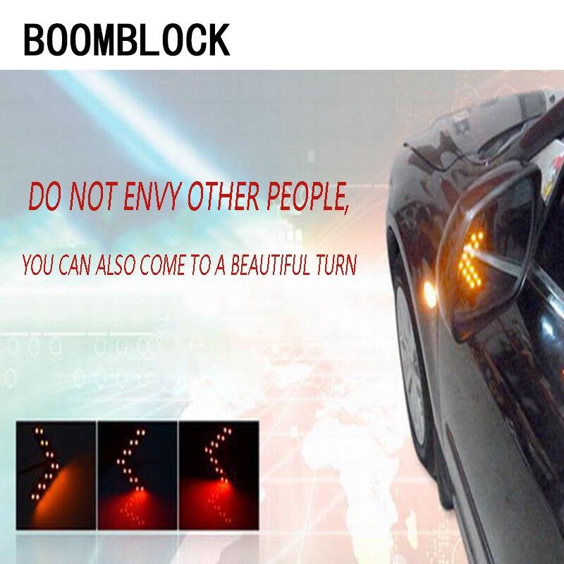 Boomblock 2 Stucke Auto Styling Drehen Signal Kontrollleuchte Fur