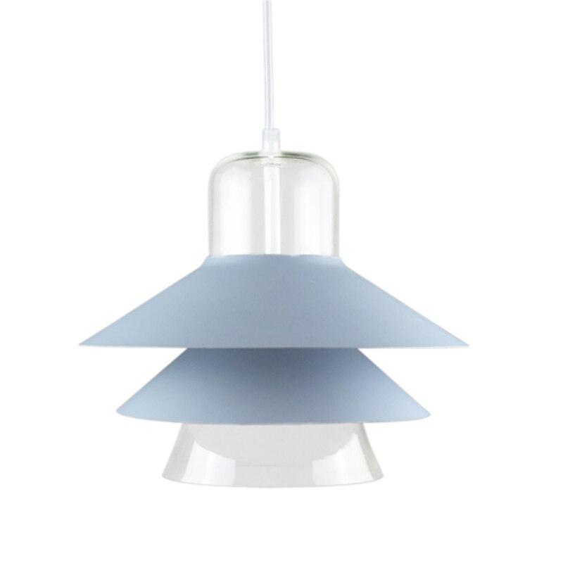 Modern Ikono Lamp Pendant Lamp Nordic Design Light Home Dinning Room Restaurant Hotel Loft Bar Office Glass Suspension Light