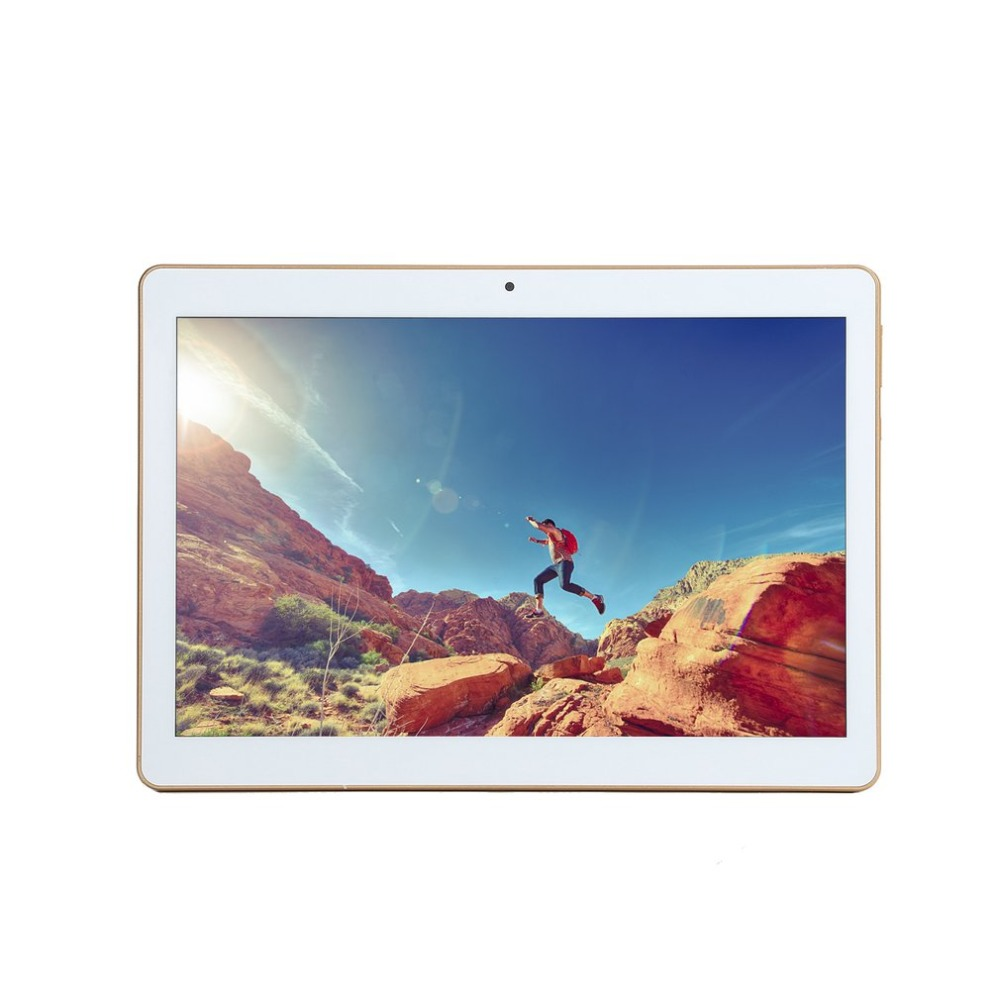 10.1' Tablet PC Android Tablet Quad-core Support  WCDMA Bluetooth GPS 10.1 Inch 3G Dual Card Dual SIM Card Tablet White