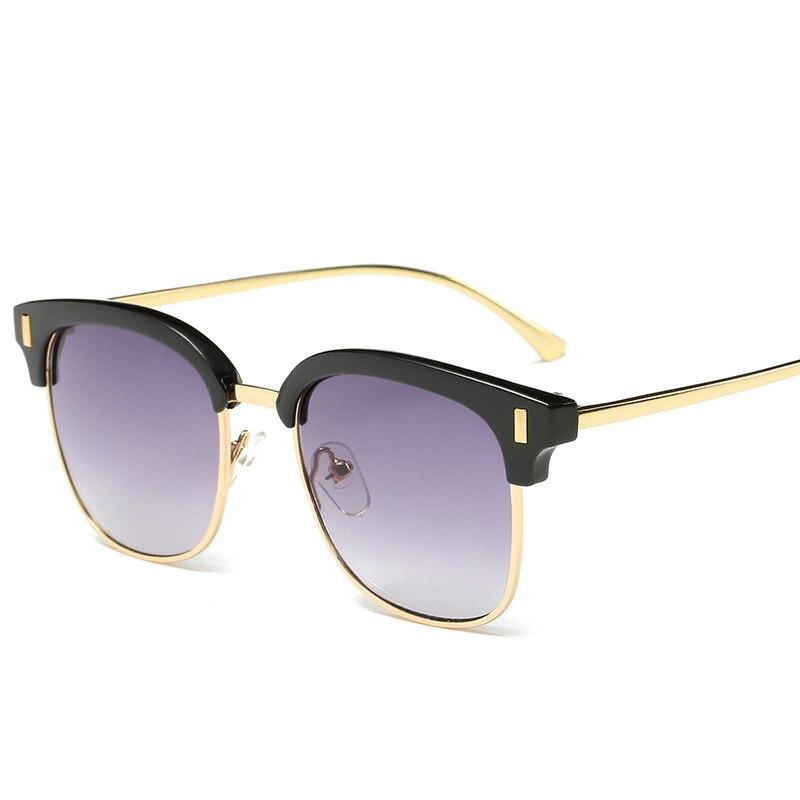 NOVINKA Dětské hranaté nýty Antireflexní čočky Letní brýle Dívky a chlapci Roztomilé sluneční brýle Coating Kids oculos de sol N777