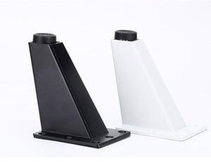 Image 4 - 4Pieces/Lot H:9CM Aluminum Alloy Sofa Foot Tea Table Sofa Leg Bed  TV Cabinet Furniture Feet