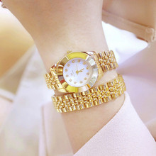 Hot Sale Watch High-end Chain Custom Serpentine Rhinestone Female Fashion & Casual  Chronograph
