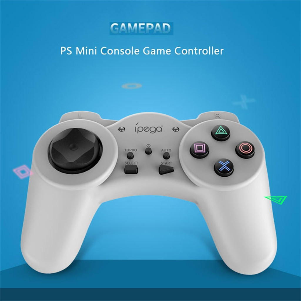 Ipega PG-9122 2.4G Wireless Gamepad PS Mini Console Controller game R1B6 Mobile Gaming Trigger L1R1 Button Game Shooter Mobile