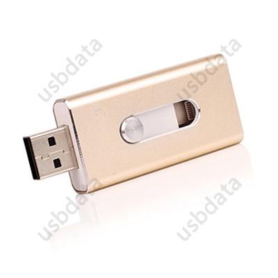 Pendrive 128GB 8GB 16GB 32GB 64GB Micro Usb Pen Drive OTG Lightning/Otg Usb Flash Drive 512GB For IPhone 5/6/6P/7/8 Plus/Ipad