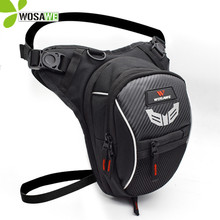 WOSAWE Bicycle Bag Thigh Drop Leg Outdoor Off-road MTB Bike Riding Shoulder Waist Bags for Motorcycle Cycling Backpack
