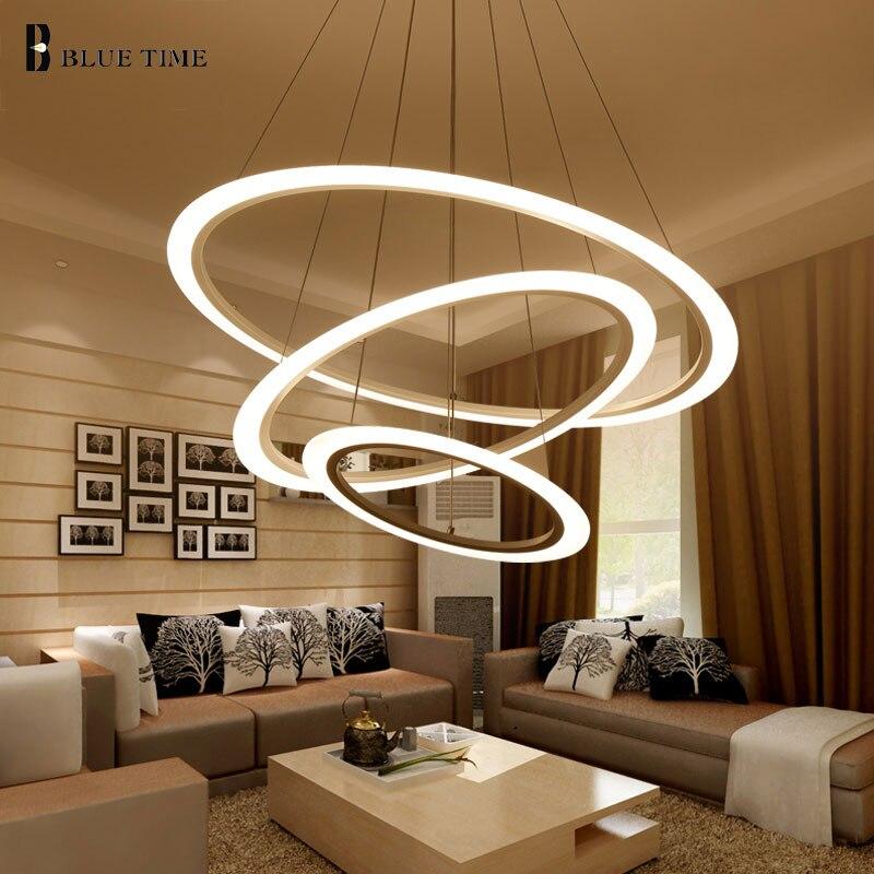Modern Led Chandelier For Dining room Living Room Hanging Lamp Indoor Home LED Ceiling Chandelier Lighting Fixtures AC110V 220V цена