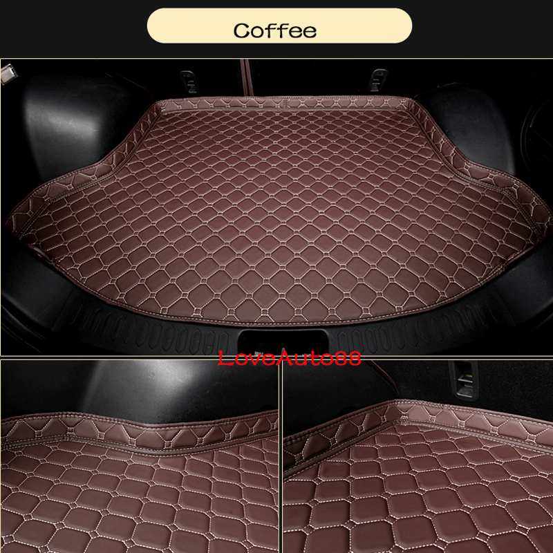Image 4 - Coche Mat tronco para BMW e30 e39 e36 e34 e46 e60 e90 f10 f30 x1 x3 x4 x5 x6 1 /2/3/4/5/6/7 accesorios para coches    -