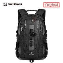 Swisswin площадках альпинизма бизнеса открытых компьютер рюкзак путешествия мужчины для