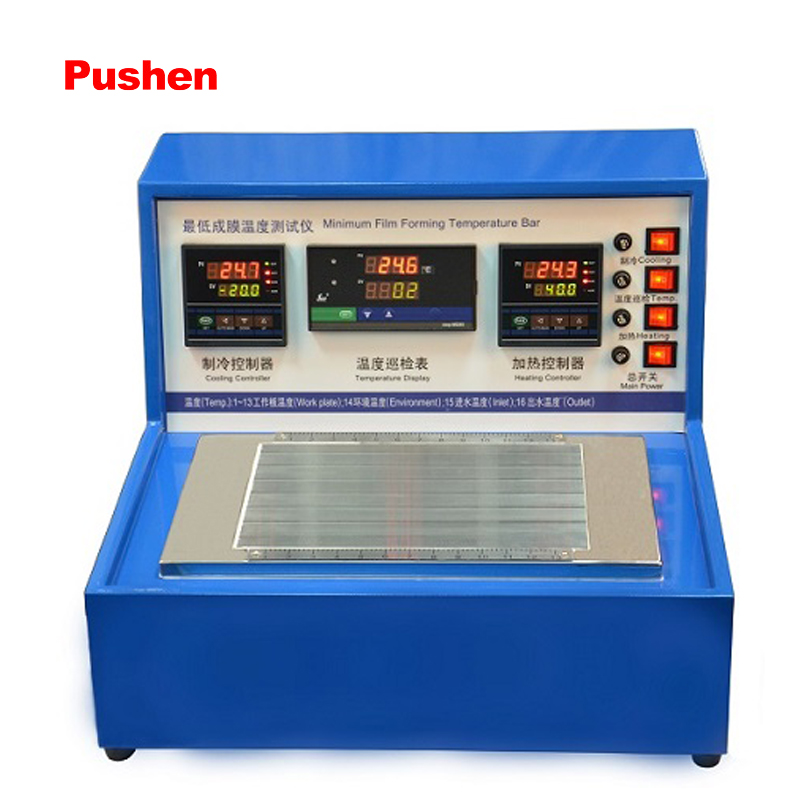 BRAND PUSHEN Minimum Film Forming Temperature Bar Tester