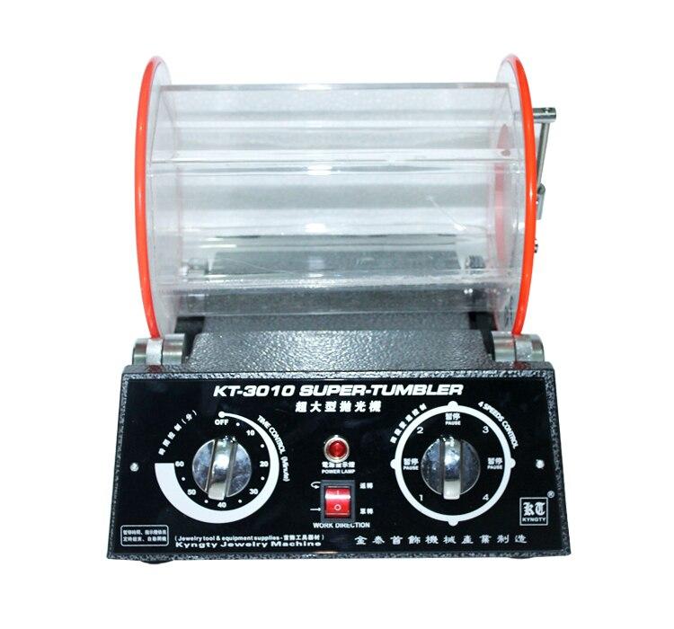 coin polishing machine