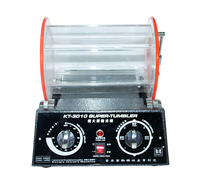 KT 3010 Jewelry Polishing Machine Rotary Polishing Machine Remove Rust Metal burrs Coin cleaning Machine 220/110V