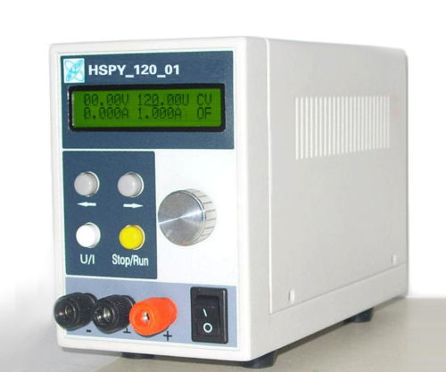 HSPY-120-01 DC Programmable Power Supply 0-120V 0-1A Adjustable 220VHSPY-120-01 DC Programmable Power Supply 0-120V 0-1A Adjustable 220V