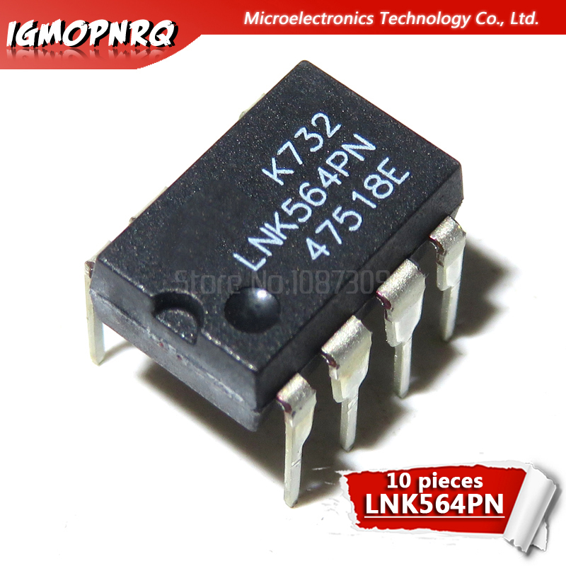10pcs LNK564PN DIP-7 P New Original