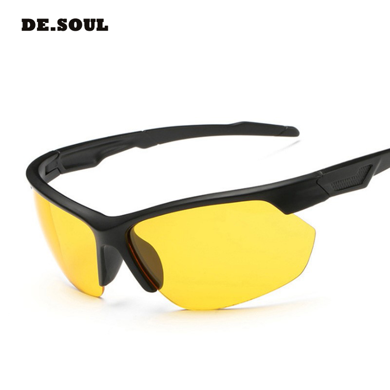 Colors Stylish Men Women Outdoor Casual Sunglasses UV400 Driving Sun Glasses Trendy Sports Fishing Sunglasses UV Protect stylish golden metal splicing black frame sunglasses for women page 3