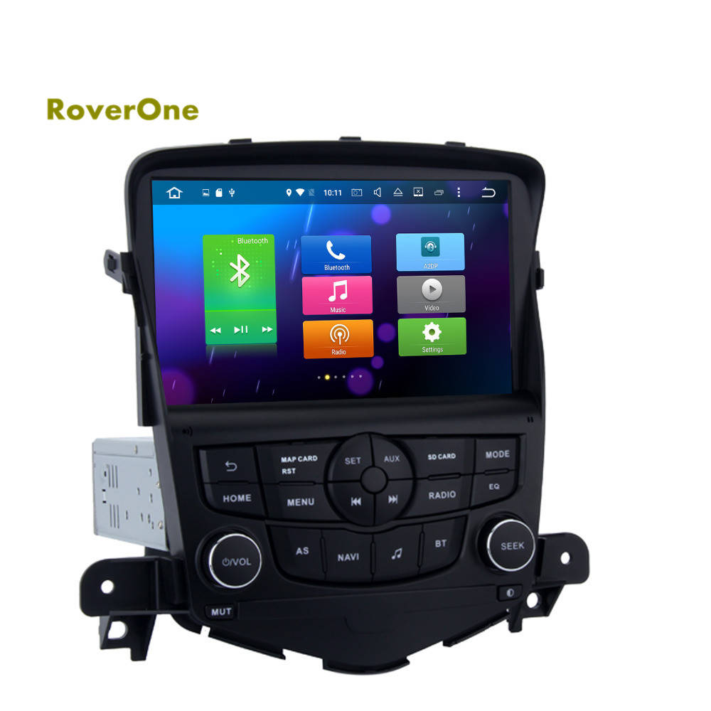 octa core android 6 0 car radio for chevrolet cruze. Black Bedroom Furniture Sets. Home Design Ideas