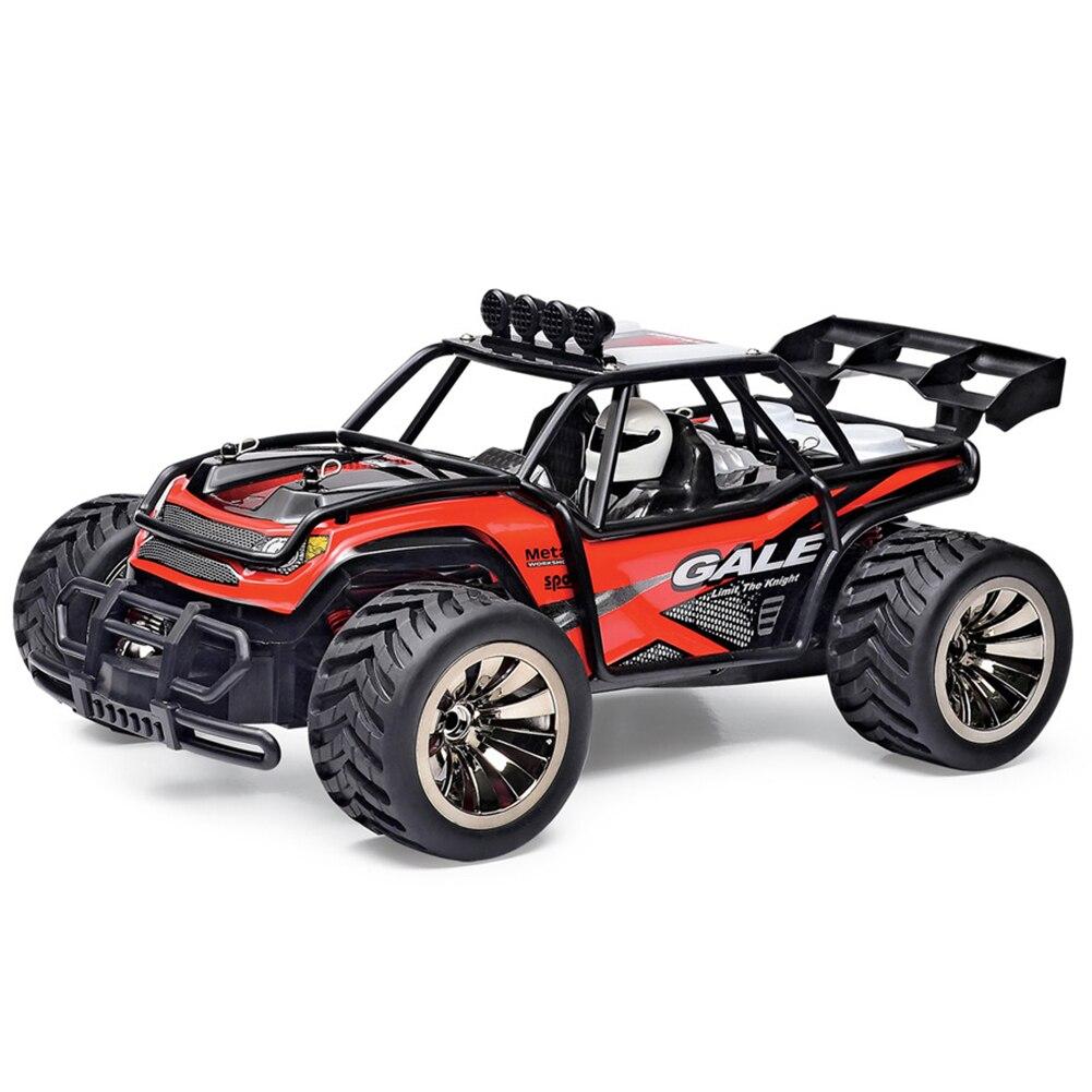 Adultes antichoc anti-dérapant anniversaire hors route enfants camion course jouet cadeau voiture RC sans fil passe-temps haute vitesse USB Rechargeable - 6