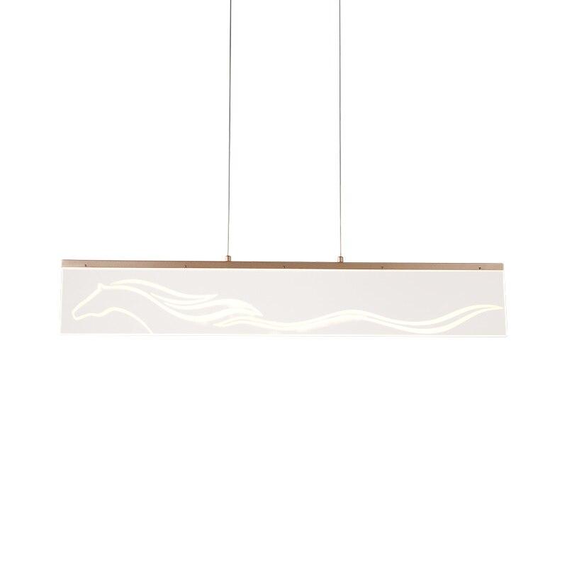 Modern Pendant Lights Kitchen Living Dinging Room Light Fixtures LED Hanging Lamp Luminaires AC90-260V