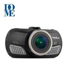 Nuevo Coche Dvr DAB201 A12 de Ambarella HD 1440 P 30fps 2.7 pulgadas Video Recorder panel Cámara Con el g-sensor ADAS Auto Dash Cam GPS