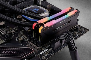 Image 4 - CORSAIR Vengeance RGB PRO RAM 16GB DDR4 16GB 32GB Memory PC4 3000Mhz 3200Mhz 3600Mzh DIMM Memoria Module